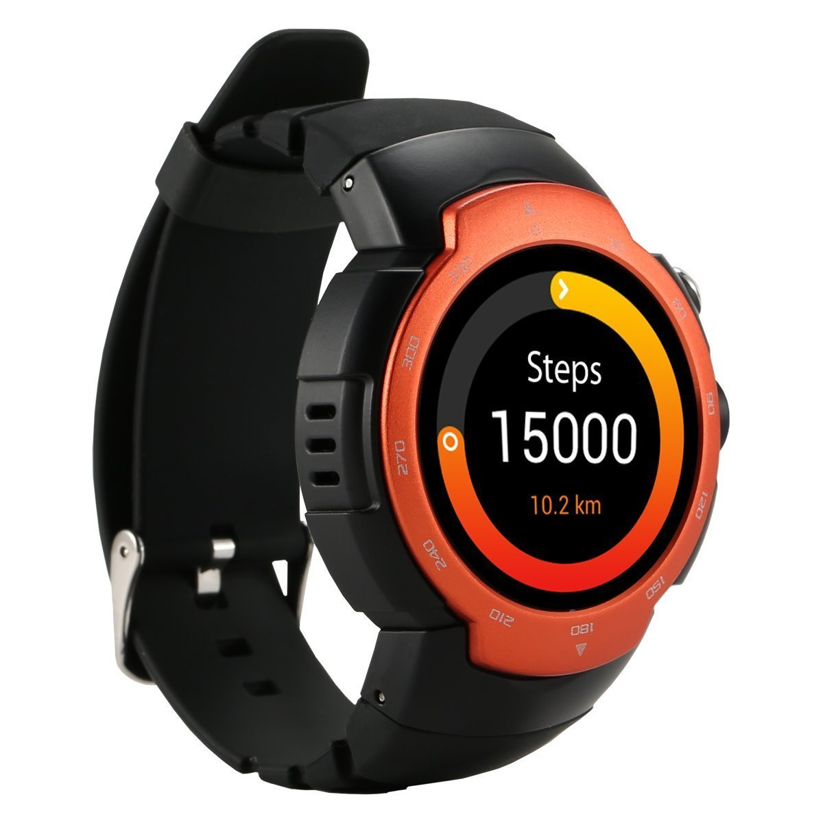 Z9 3G wifi Smart Watch phone Android 5.1 OS MTK6580 Quad Core Support google map Heart Rate Monitoring